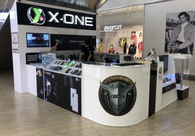 Открытие магазина официального дилера X-ONE в г.Хабаровск