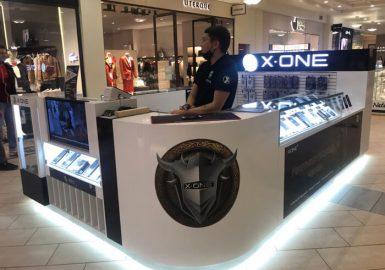 Открытие магазина официального дилера X-ONE в г.Москва