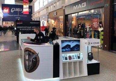 Открытие магазина официального дилера X-ONE в г.Самара