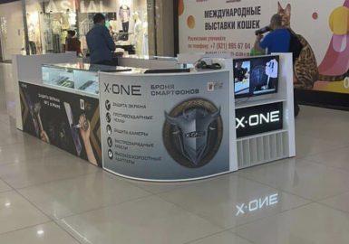 Открытие магазина официального дилера X-ONE в г.Санкт Петербург