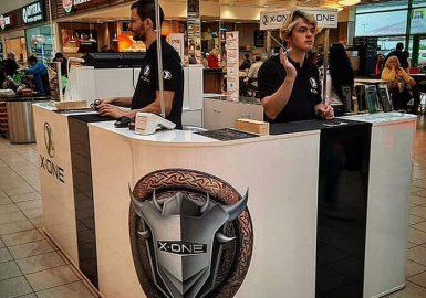 Открытие магазина официального дилера X-ONE в г.Тверь