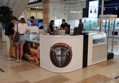 Открытие магазина официального дилера X-ONE в г.Владивосток