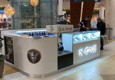 Открытие магазина официального дилера X-ONE в г.Ярославль